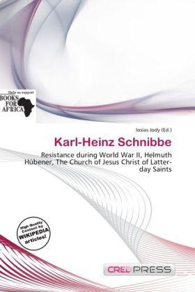 Karl-Heinz Schnibbe als Taschenbuch von
