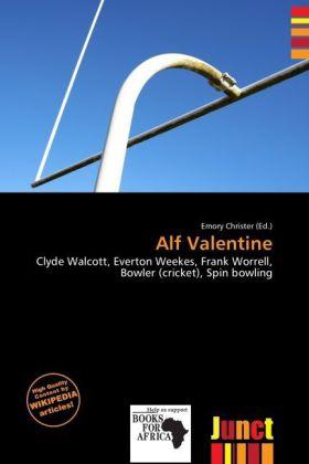Alf Valentine als Taschenbuch von
