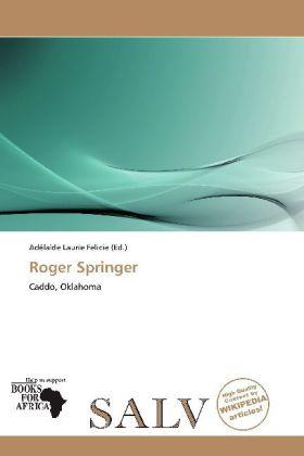 Roger Springer als Taschenbuch von