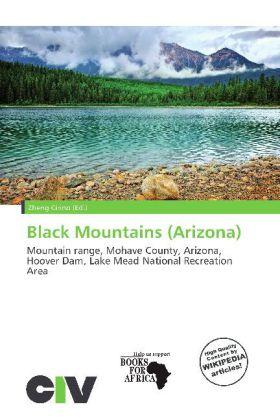 Black Mountains (Arizona) als Taschenbuch von