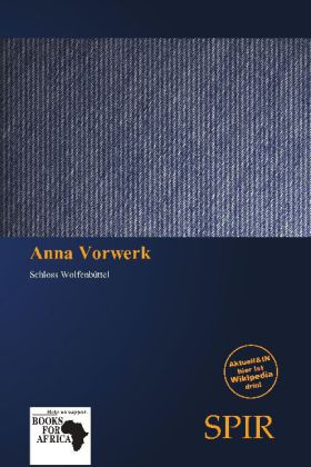 Anna Vorwerk als Buch (kartoniert)