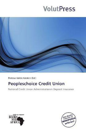 Peopleschoice Credit Union als Taschenbuch von
