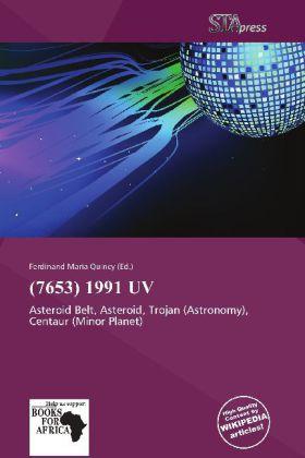 (7653) 1991 UV als Taschenbuch von