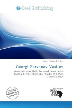 Georgi Parvanov Vasilev als Taschenbuch von