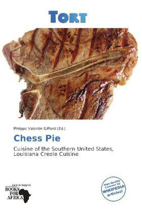 Chess Pie als Buch von