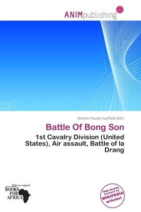 Battle of Bong Son als Taschenbuch von