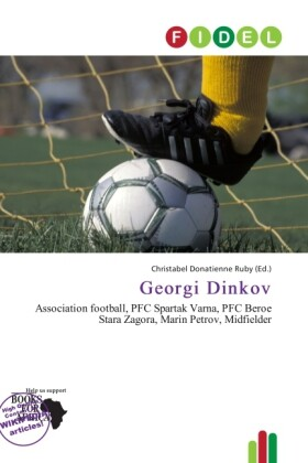 Georgi Dinkov als Taschenbuch von