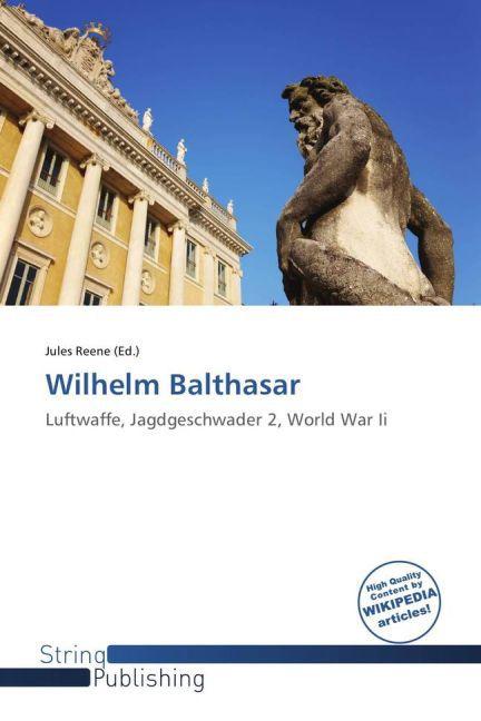Wilhelm Balthasar als Taschenbuch von