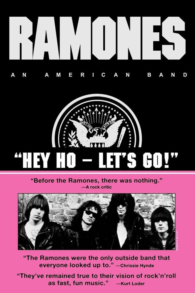 Ramones als Buch