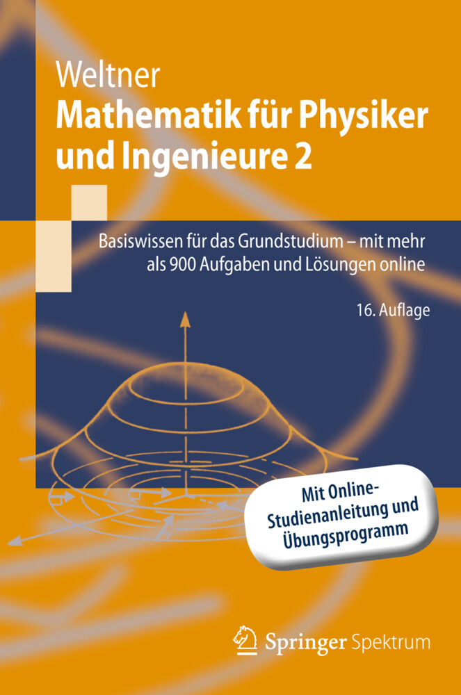 Mathematik für Physiker und Ingenieure 2 als Bu...