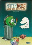 Ritter Rost und das Gespenst. Buch und CD