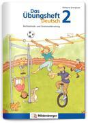 Das Übungsheft Deutsch 2