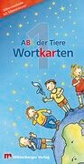 ABC der Tiere 1 - Neubearbeitung / Wortkarten. Klasse 1