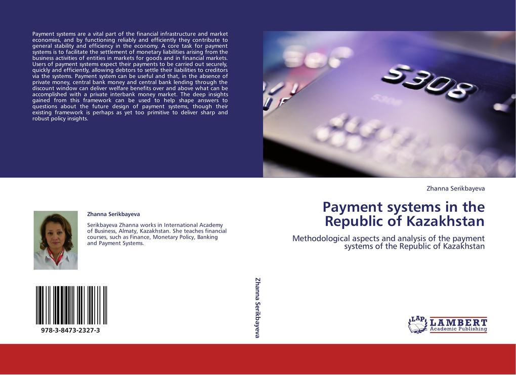 Payment systems in the Republic of Kazakhstan a...