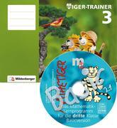 Mathetiger 3 - Neubearbeitung Buchausgabe - Klasse 1 bis 4