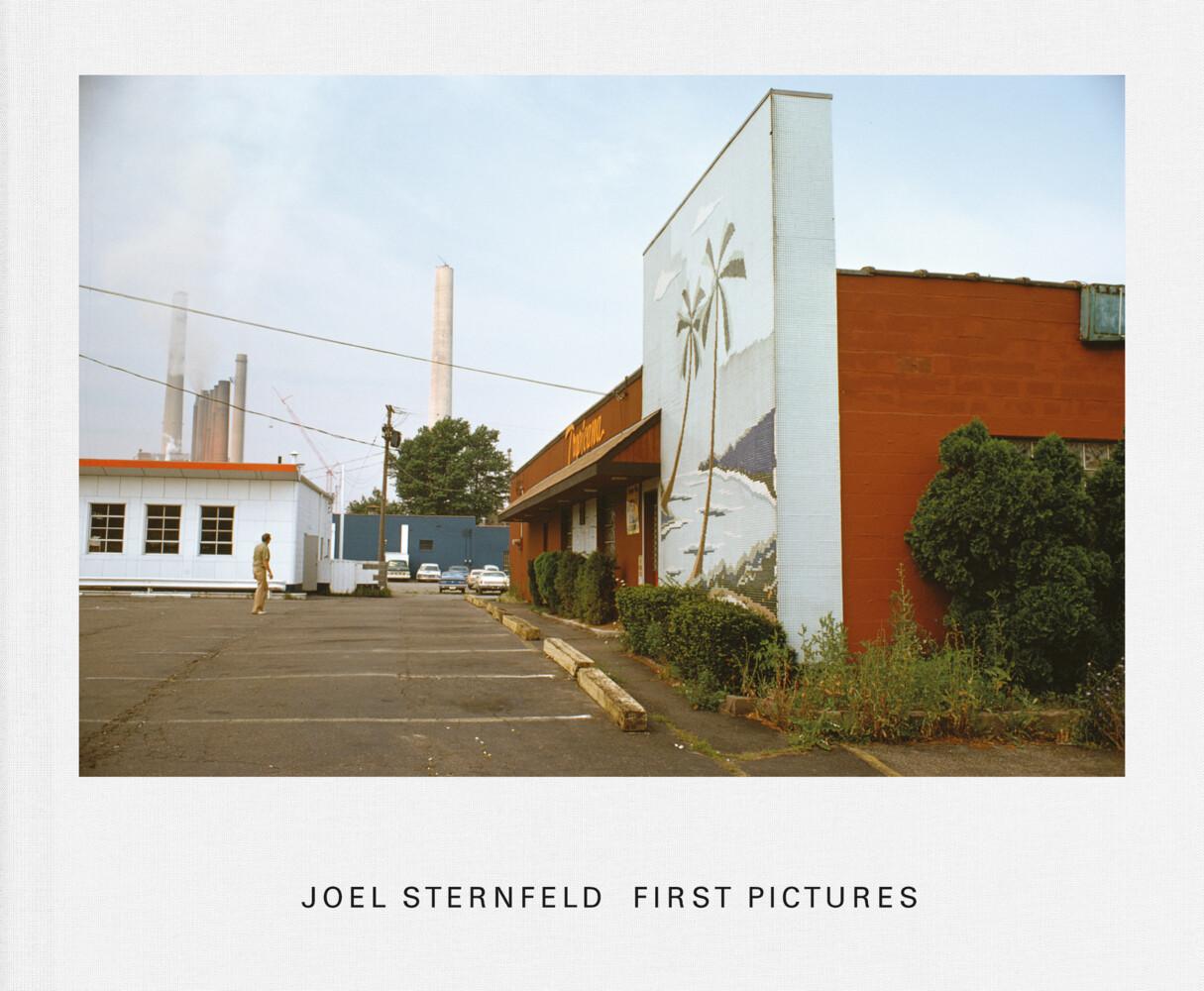 First Pictures als Buch von Joel Sternfeld