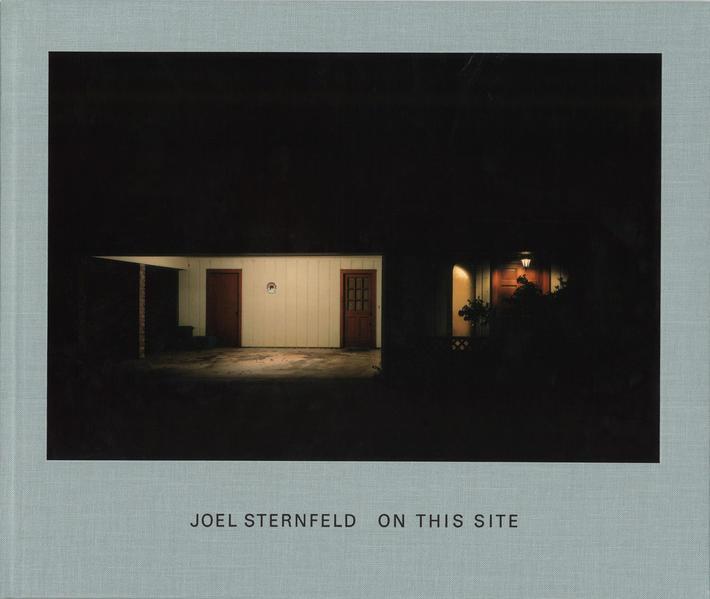 On This Site als Buch von Joel Sternfeld