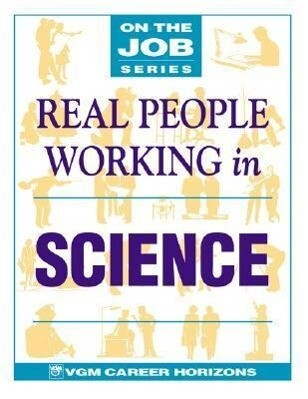 Real People Working in Science als Buch