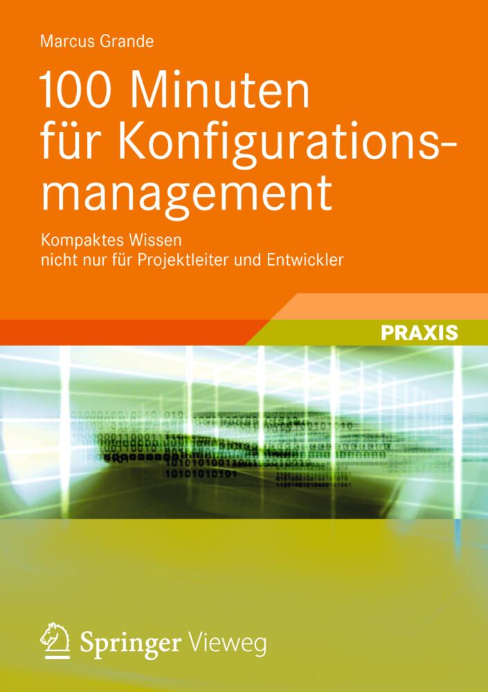 100 Minuten für Konfigurationsmanagement als Buch