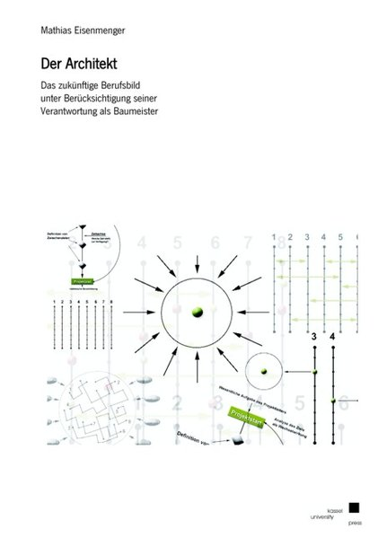 Der Architekt als Buch von Mathias Eisenmenger