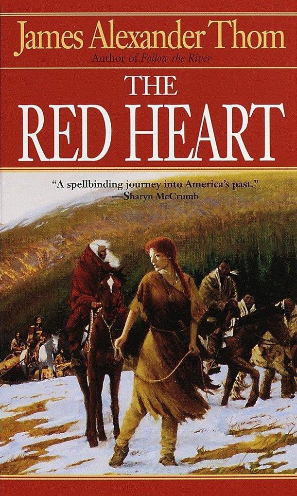 The Red Heart als Taschenbuch