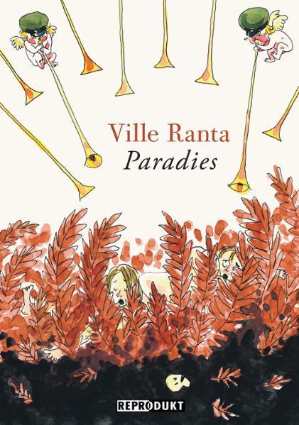 Paradies als Buch von Ville Ranta