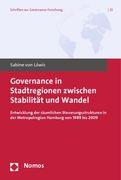 Governance in Stadtregionen zwischen Stabilität und Wandel
