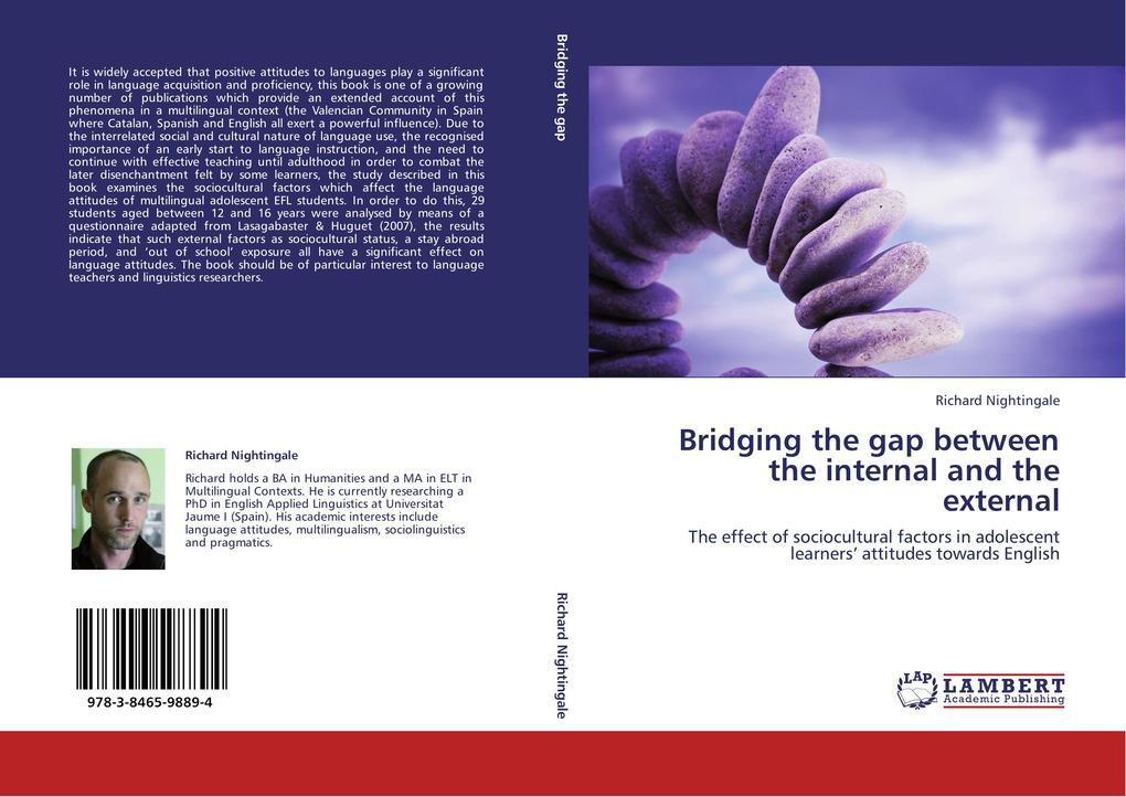Bridging the gap between the internal and the e...