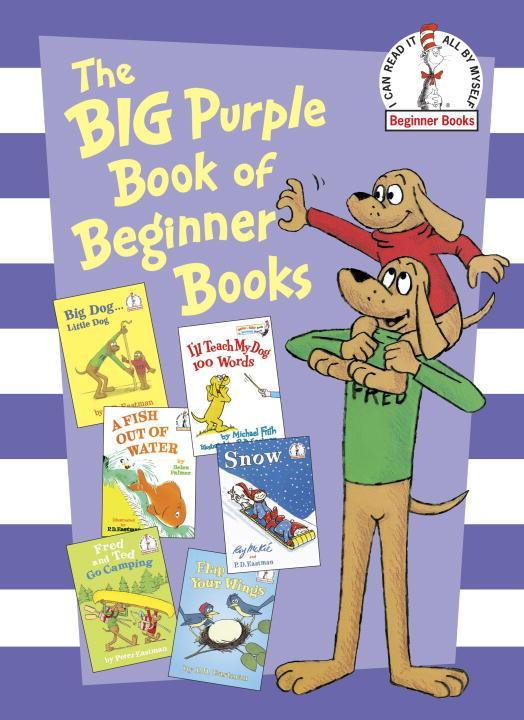 Big Purple Book of Beginner Books als Buch von ...