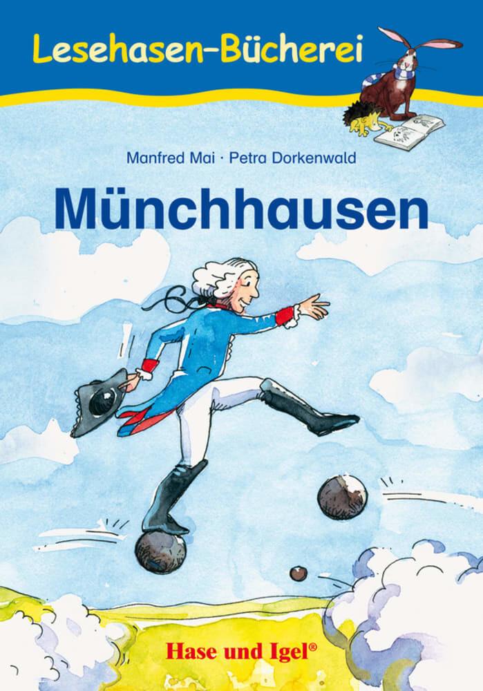 Münchhausen als Buch von Alfred Mai, Petra Dork...