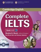 Complete IELTS. Student's Book without Answers with CD-ROM