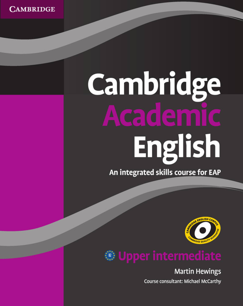 Cambridge Academic English. Student´s Book - Up...