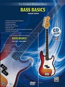 Bass Basics Mega Pack [With CD (Audio) and DVD]