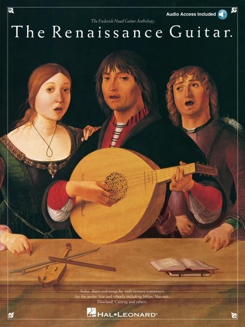 The Renaissance Guitar [With CD] als Taschenbuch