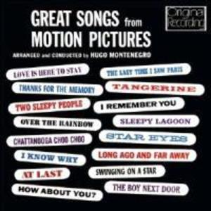 Great Songs From Motion Picture
