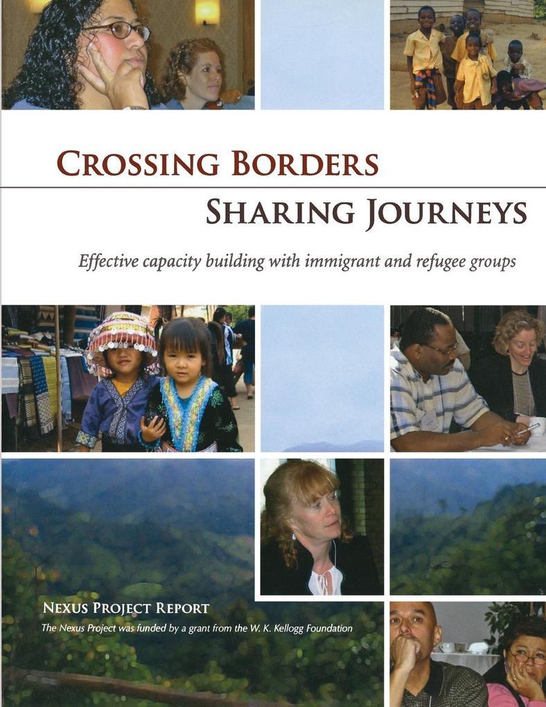Crossing Borders - Sharing Journeys als Taschen...