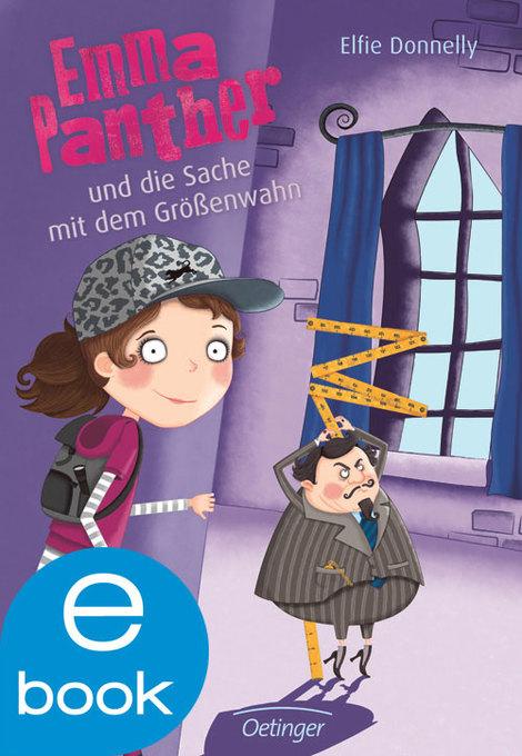 Emma Panther und die Sache mit dem Größenwahn. als eBook