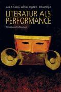 Literatur als Performance