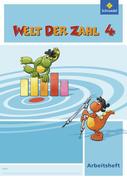 Welt der Zahl 4. Arbeitsheft. Hessen, Rheinland-Pfalz und Saarland
