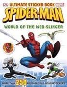 Spider-Man Ultimate Sticker Book World of the Web-slinger