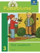 Pusteblume. Das Lesebuch 3. Schülerband. Sachsen