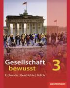 Gesellschaft bewusst 3. Schülerband mit CD. Nordrhein-Westfalen