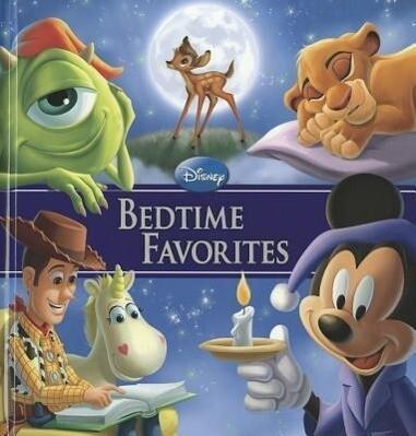 Disney Bedtime Favorites als Buch von