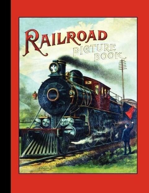 Railroad Picture Book als Taschenbuch von