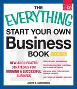 The Everything Start Your Own Business Book, 4th Edition: New and Updated Strategies for Running a Successful Business [With CDROM]