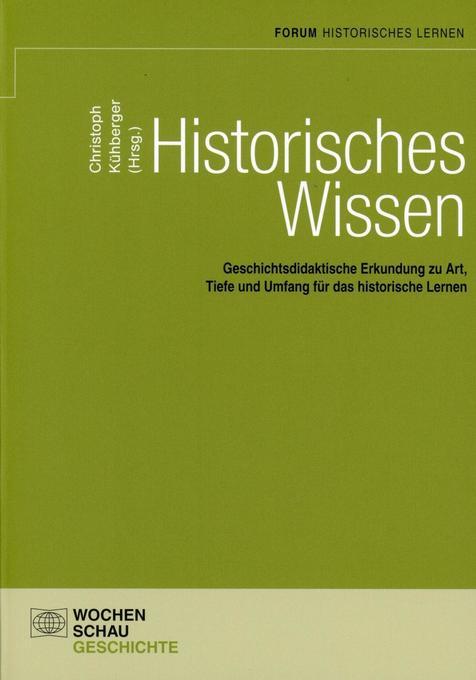 Historisches Wissen als Buch von