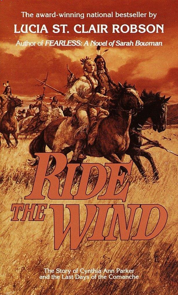 Ride the Wind als Taschenbuch