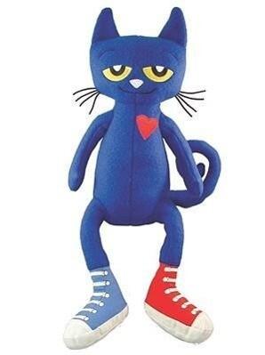 Pete the Cat Doll als Taschenbuch
