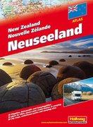 Neuseeland Atlas 1 : 300.000