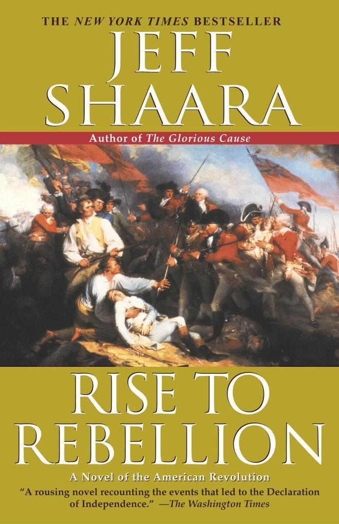 Rise to Rebellion als Buch (gebunden)